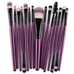 MAANGE Professional Eye Makeup Brushes Tools Set 15PCS