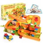 FUNLOCK F4102E Star Travel Slide Building Blocks 134pcs  			 			Intelligent Enlightenment Toy for Kids