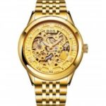 AngelaBos 9013G Automatic Mechanical Men Watch