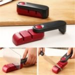 Knife Sharpener Grindstone Multifunctional Kitchen Blade Sharpener