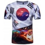 Men's Printed Short sleeve T-shirt