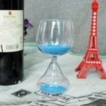 Color Hourglass Cup 1pc  			 			Home Decoration