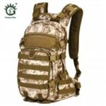 Protector Plus Outdoor Tactical Backpack Bicycle Helmet Bag