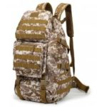 Outdoor Stylish Large Capacity Travel Backpack