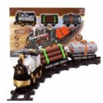 Fancy Electric Rail Toy Train