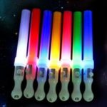 7pcs BRELONG Flashing LED Stick for Night Events Parties