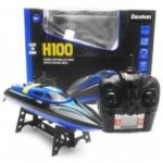 Excelvan H100 2.4GHz 4CH RC Racing Boat