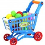 Simulation Supermarket Trolley Shopping Cart