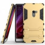 Dual Layer Armor Defender Shockproof Protective Hard Case With Stand for Xiaomi Mi Mix