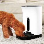 PF-012 Large Capacity Automatic Intelligent Pet Feeder