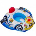 Thickens Inflatable Steering Wheel Horn To Swim The Boat Buoy