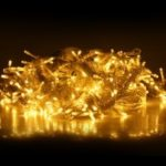 LED Curtain Icicle String Fairy Light Wedding Party Garden Decoration