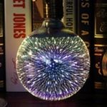 Creative LED 3D Gypsophila Light Bulb Christmas for Room Decoration