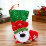 Albero di Natale Hang with Christmas Socks