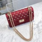New Diamond Jelly Bag Joker Lattice Chain Bag Shoulder Bag/Winter/Summer/Spring