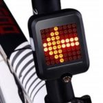 Creative Intelligent Bicycle Direction Indicator Light