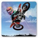 Soft Rubber  Beautiful  Patterned  Multicolor  Gaming  Square  Mouse Pad