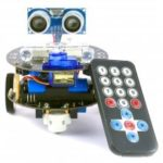 Crab Maker Education Robot/Crabot/cratch Programming Robot Kit Compatible With Arduino Cart