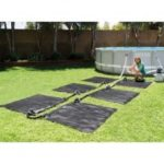 Intex Solar Heating Mat PVC 1.2×1.2 m Black