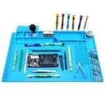 BESBEST Silicone Mats Mobile Phone Repair Workbench