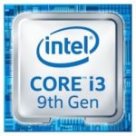 Intel I3-9100F Quad-core Four Threads Frequency 3.6GHz LGA1151 Chip Interface