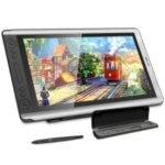 HUION GT-156 15.6-inch Digital Screen (subtitle: 8192 Pressure Sensitive, 14 Smart Shortcuts, 5080LPI)