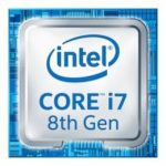 Intel I7-8700K LGA1151 Chip Interface Six Core Twelve Threads Turbo To 4.7GHz Boxed CPU Processor