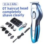 KM5031 11In1 professional electric hair cutting machine Clipper shaving hair trimmer