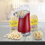 Hot Air Popcorn Machine Popper Maker Small Tabletop Home Party Snack Cups