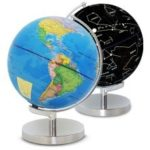 2-in-1 Constellation Luminous 25cm Globe – English Version