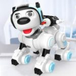 CRAZON 1901 Infrared Intelligent Remote Control Robot Dog Toy Gift