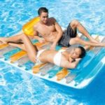 INTEX  Inflatable Mat Double Lounge 198×160 cm 56897EU