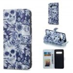 3D Painted PU+ TPU Phone Case for Samsung Galaxy S10