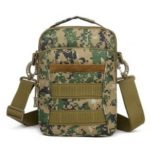 TJZ-D205 Practical Versatile Camouflage Cross-body Bag For Men