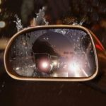 Car Rearview Mirror Waterproof Membrane Reflective Special Design Anti-fog Anti-glare