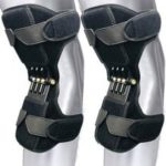 Tibial Booster Knee Joint Mountaineering Protection Tool 2pcs / Pair