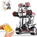 Mould King 13027 DIY Electric Building Blocks Robot Remote Control Toy