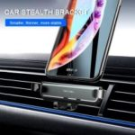 LEEHUR Gravity Car Holder Stand Metal Air Vent Clip Mount Phone Holder For iPhone 11 Pro MAX Xiaomi