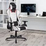 Office Chair  Adjustable Task Computer High Back Chair with lift arms