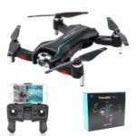 S17 Foldable WIFI FPV RC Drone Quadcopter with Ultra HD Camera Toys Optical Flow Positioning