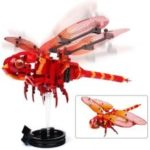 Puzzle DIY Children Building Blocks Simulated Insect Hand