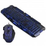 HXSJ J60 Colorful Keyboard and Mouse Set