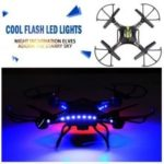 New 2.4G 4CH 6-Axis Gyro RC Quadcopter Aircraft Drone RTF with HD 2.0MP Camera