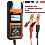 Foxwell BT780 Automotive 12V 24V Battery Tester BT-780 Auto Car Battery Analyzer AGM GEL EFB