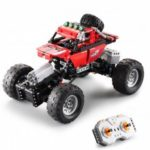 CaDA C51041W 489pcs DIY Building Blocks RC Racing Car Educational Toys