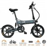 FIIDO D2 Folding Electric Bicycle Moped E-Bike 250W 7.8Ah Aluminum Alloy Bike