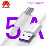 Huawei Type C Super Charging Cable 5A for huawei V20 V10 V9 Magic 2 note10 8 Phone