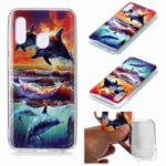 IMD Painted Phone Case for  Samsung Galaxy A20E