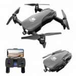 F8 GPS Drone Two-Axis Anti-Shake Self-Stabilizing Gimbal WiFi FPV RC Quadrocopter with HD Camera