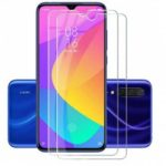 Screen Protector Tempered Glass for Xiaomi Mi 9 Lite / A3 Lite / CC9 2PCS